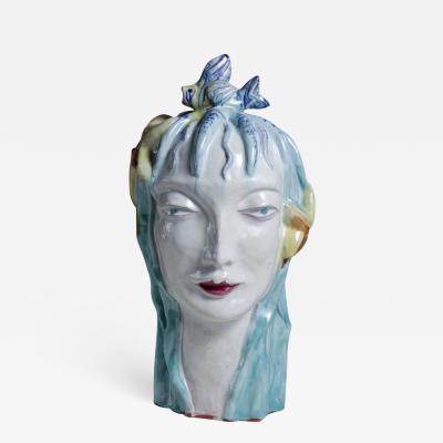 Dina Kuhn Das Wasser Figural Head