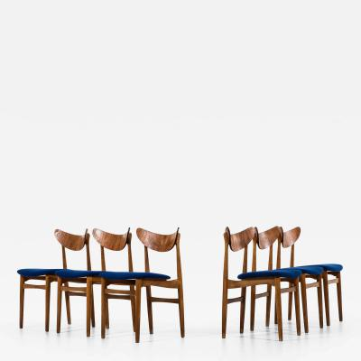 Dining Chairs Produced in Denmark