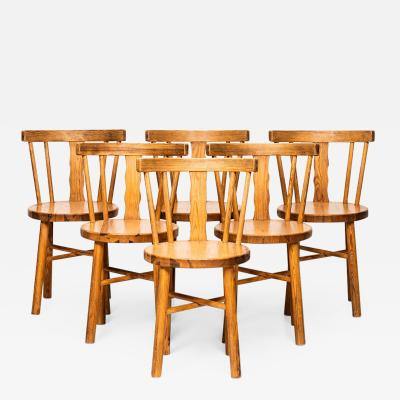 Dining Chairs Produced in Sweden