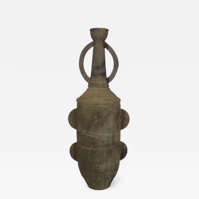 Don Antonio Alcala Large Exceptional Ceramic Vase by Don Antonio Alcala circa 1950 Spain