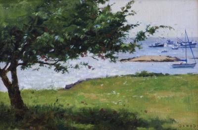 Don Demers September by the Sea