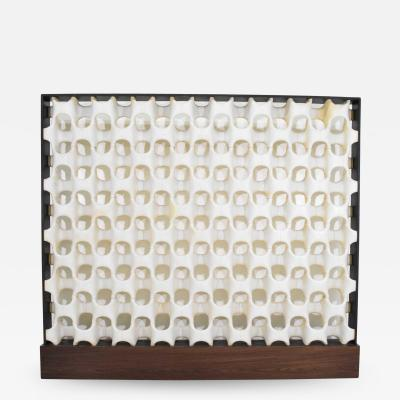 Don Harvey Richard Dick Harvey Sculpta Grille Room Divider