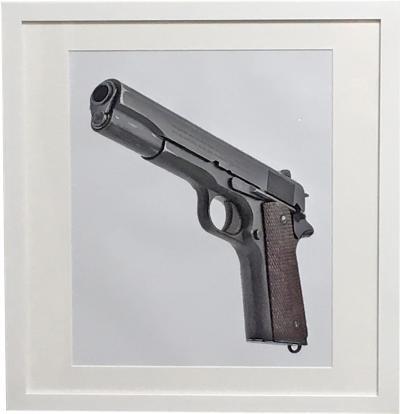 Don Netzer Colt 1911 45 ACP
