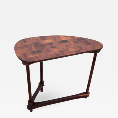 Don Shoemaker Don S Shoemaker Side Table in Rosewood in Excellent Condition