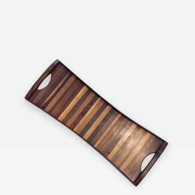 Don Shoemaker Don Shoemaker Exotic Woods Tray