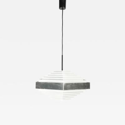 Doria Hexagonal Lamellas Lamp 60er