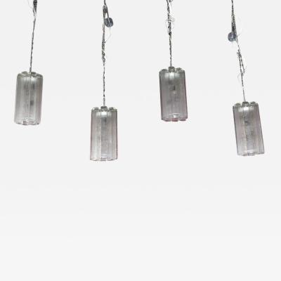 Doria Leuchten Set of Four Doria Pendants