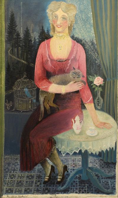 Dorothea Stefula Die S ngerin