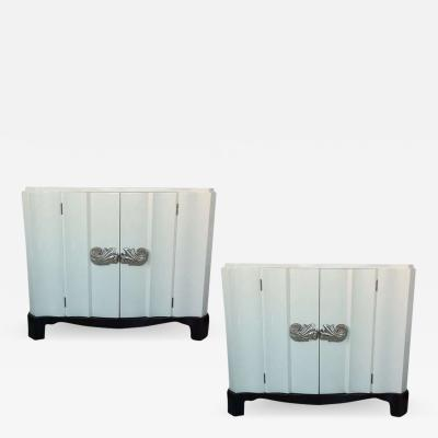 Dorothy Draper Dorothy Draper Serpentine Chest pair available