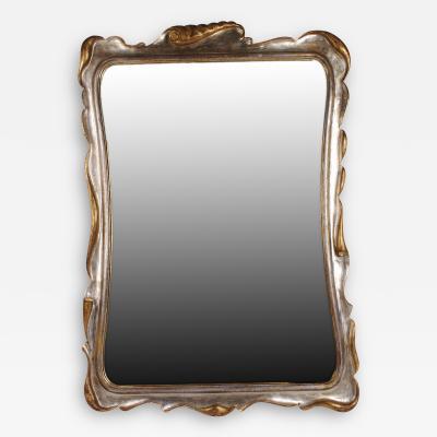 Dorothy Draper Style Wall Mirror Circa 1940s