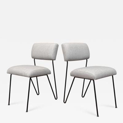 Dorothy Schindele Side Chairs for Modern Color Inc