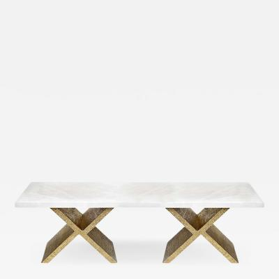 Double X Coffee Table by Phoenix
