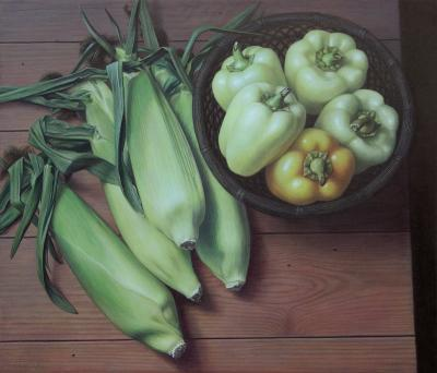 Doug Safranek Maize and Capsicum