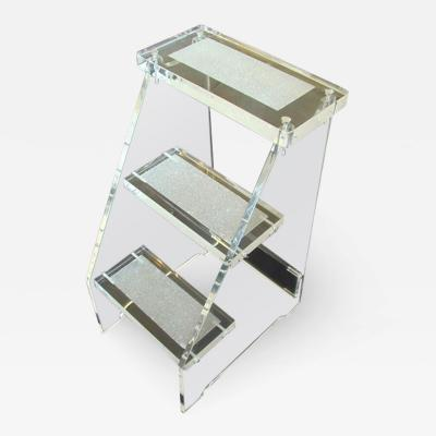 Dragonette Limited The Social Climber Lucite Step Stool Dragonette Private Label