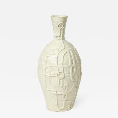 Duca di Camastra Large Scale Ceramic Bottle by Duca di Camastra