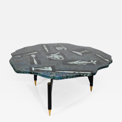 Duilio Dube Barnab Fontana Arte stylish Coffee table