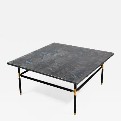 Duilio Dube Barnab Stylish Fontana Arte coffee table