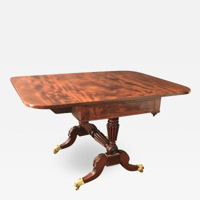 Duncan Phyfe A Classical Library Table