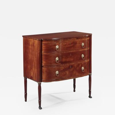 Duncan Phyfe FEDERAL ELLIPTIC FRONT CHEST