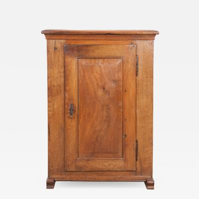 Dutch 18th Century Walnut Cabinet