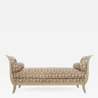 Dutch 19th Century Directoire Style Daybed