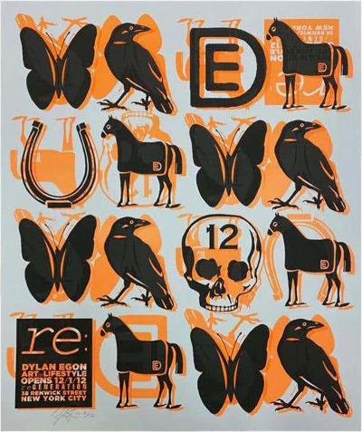 Dylan Egon Art as Lifestyle at reGeneration 2012