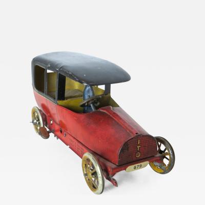 E P Lehman Lehman Auto Ito Sedan Germany Circa 1913