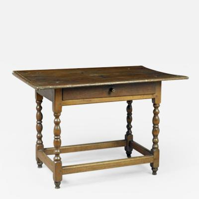 EARLY QUEEN ANNE TAVERN TABLE