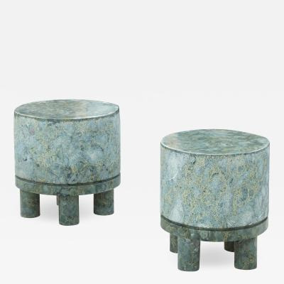 EARTH STOOL SIDE TABLE