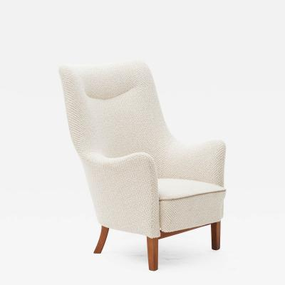 EASY CHAIR DANISH DESIGN CA 1950