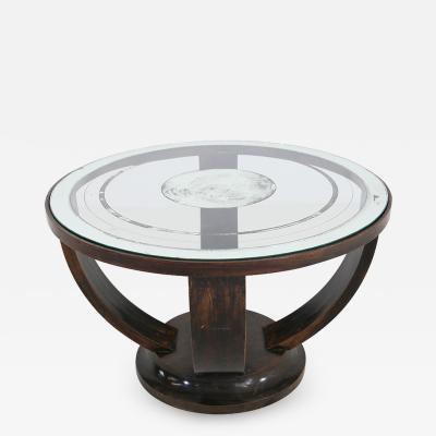 ELEGANT FRENCH COFFEE TABLE 20S ART DECO