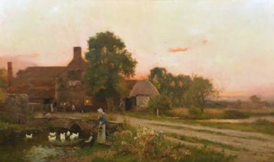 ERNEST WALBOURN End of Day