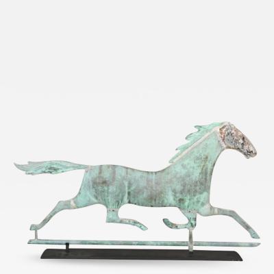 ETHAN ALLEN HORSE WEATHERVANE