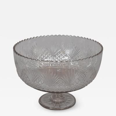 EXTREMELY RARE LARGE SIZE PUNCH BOWL