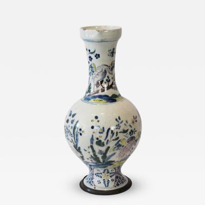 Early 18th Century German Faience Jug