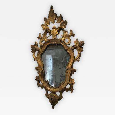 Early 18th Century Italian Mirror