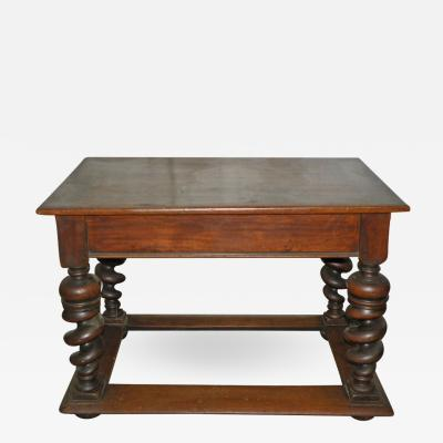 Early 18th century German Baroque Center Table