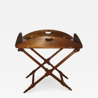 Early 19th Century English Butlers Tray Table
