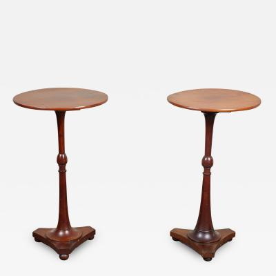 Early 19th Century English Regency Pair of Tables