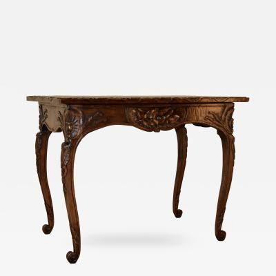Early 19th Century Irish Side Table