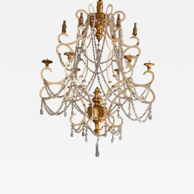 Early 19th century Italian Chandelier