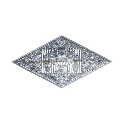 Early 20th Century Charlton Co Diamond Brooch