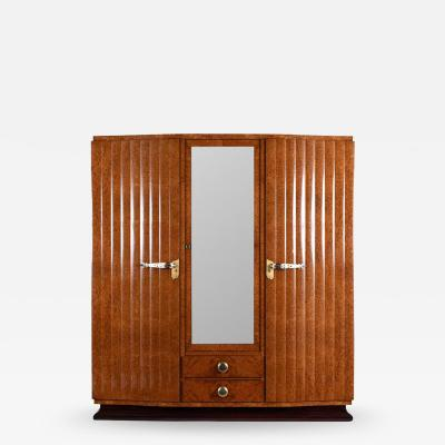 Early 20th Century French Art Deco style Armoire