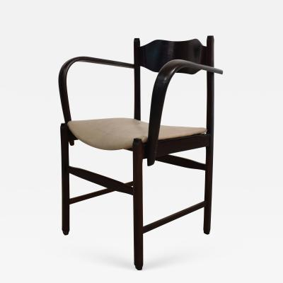 Early 20th Italian Art Deco Armchair