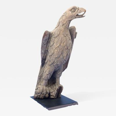 Early Carved American Eagle