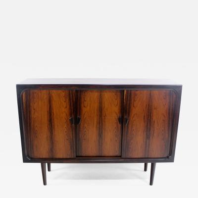 Early Danish Modern Rosewood Cabinet