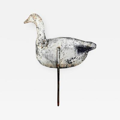 Early Iron Swan Lawn Ornament or Target