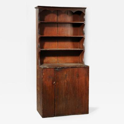 Early Pewter Cupboard