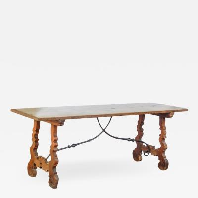 Early Spanish Table