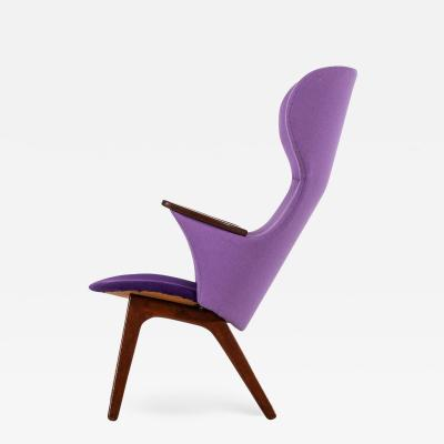 Easy Chair Produced in Denmark